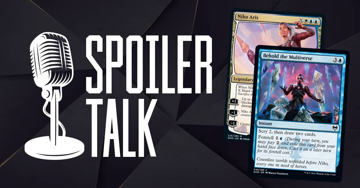 Spoiler Talk – Niko Aris and Behold the Multiverse