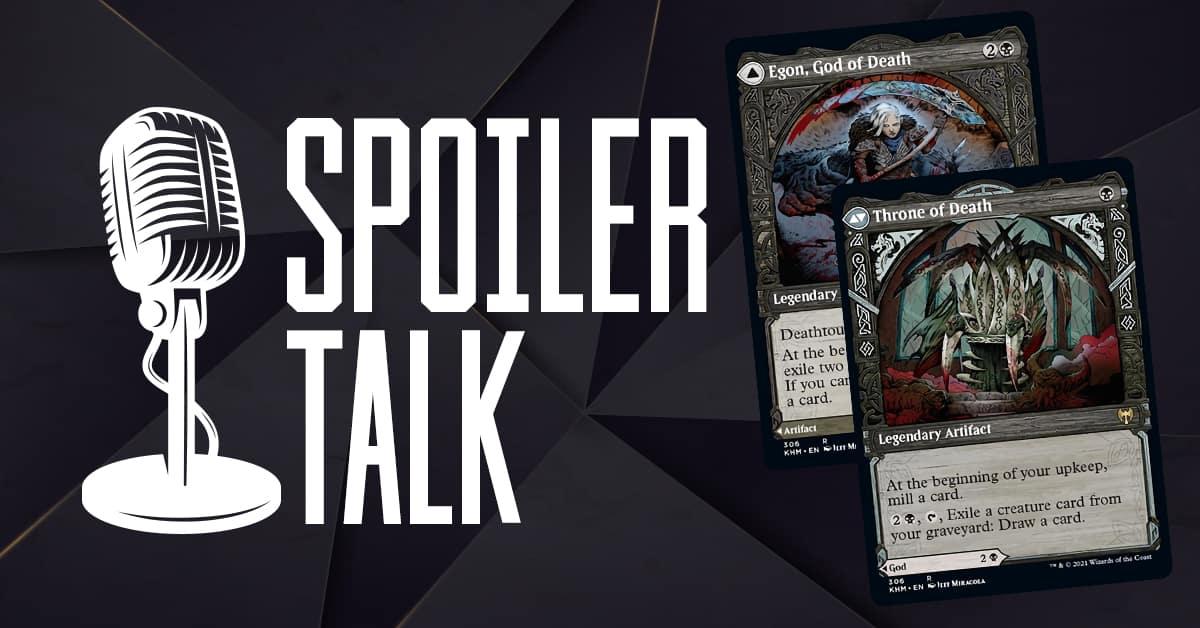 Spoiler Talk – Egon, God of Death