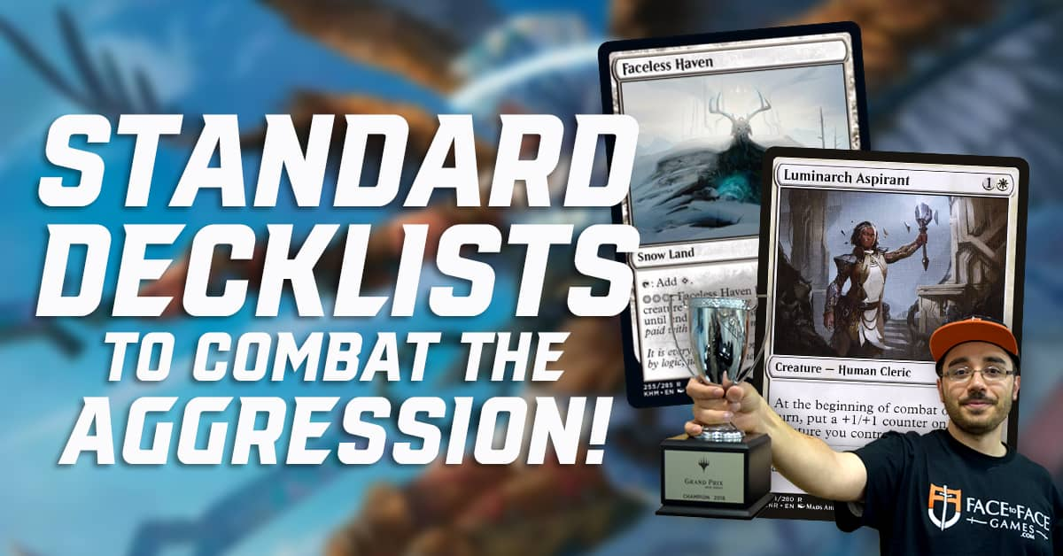 Standard Decklists to Combat the Aggression!