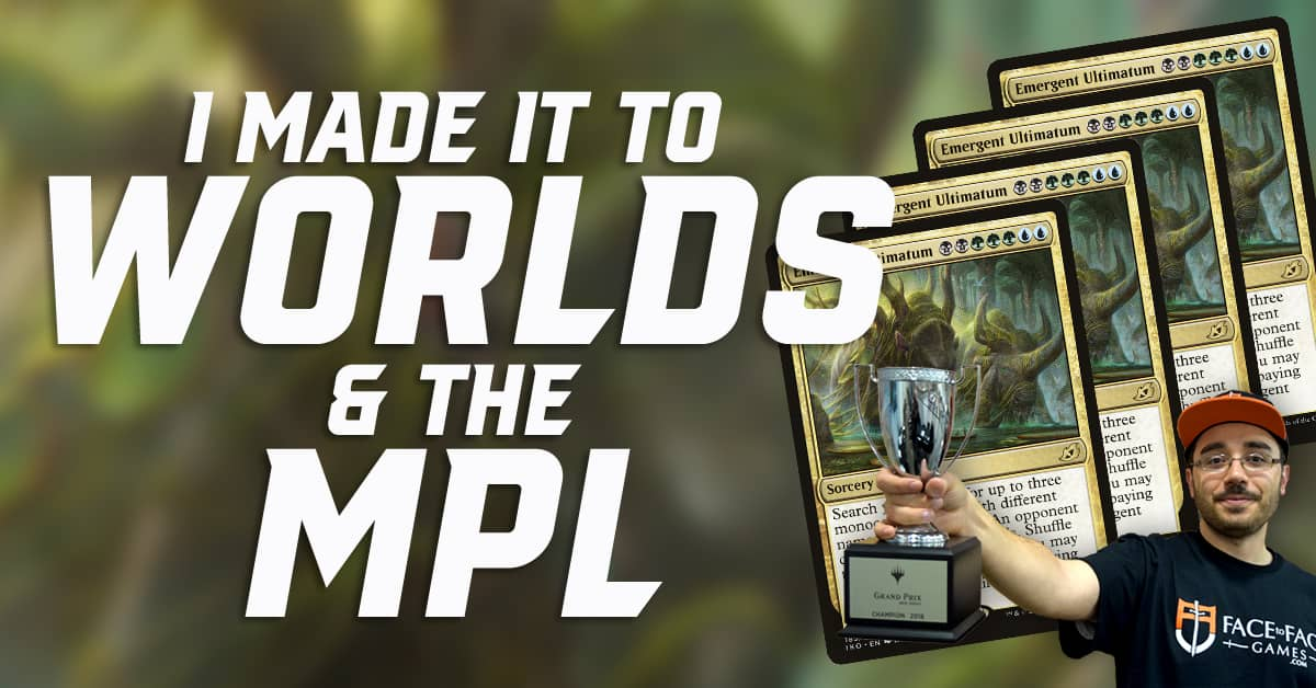 Worlds & MPL! Here's how I did it