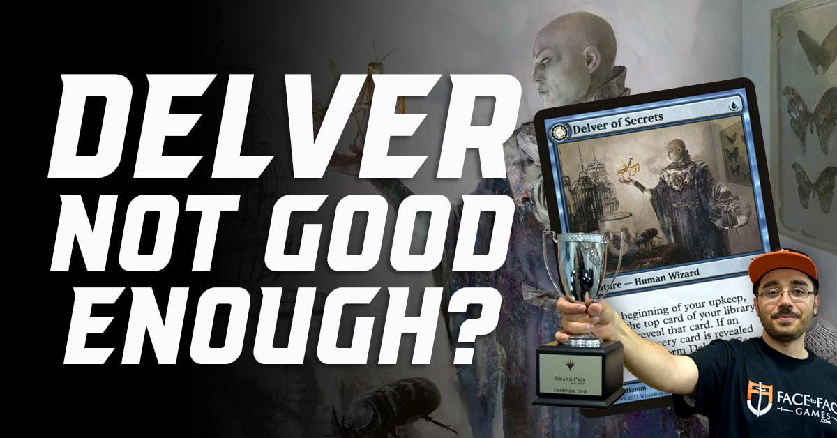 Delver not good enough?