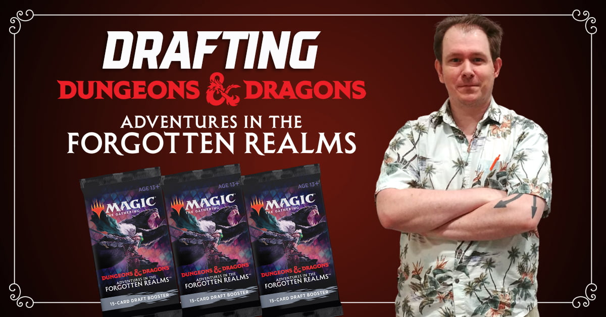 MTG Dungeons & Dragons Draft #2 | Semulin