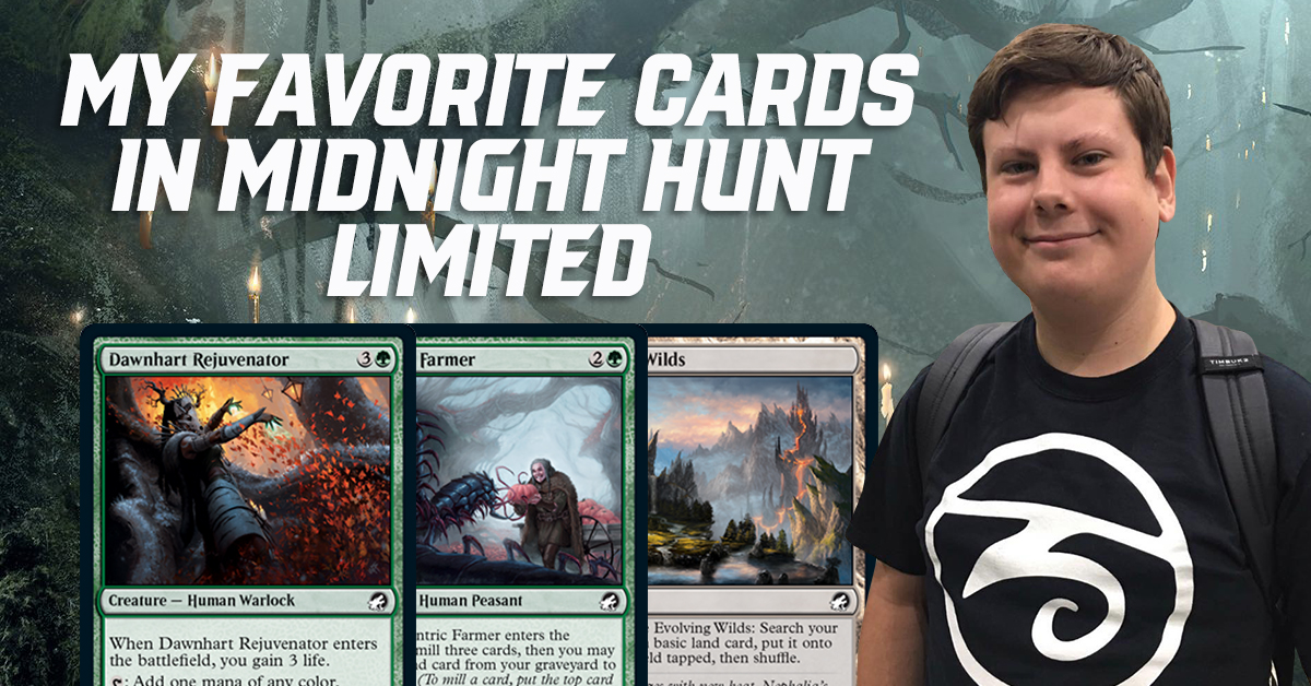 My Favorite Cards in Midnight Hunt Limited