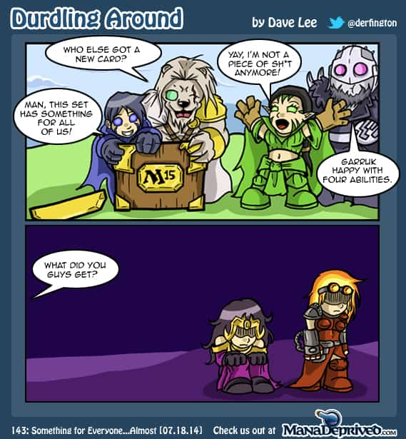 Durdling Around 143 – Something for Everyone…Almost